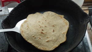 Chapati 10 freckles