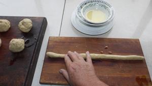 Chapati 4 snake